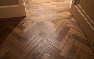 Parquet Design Floor