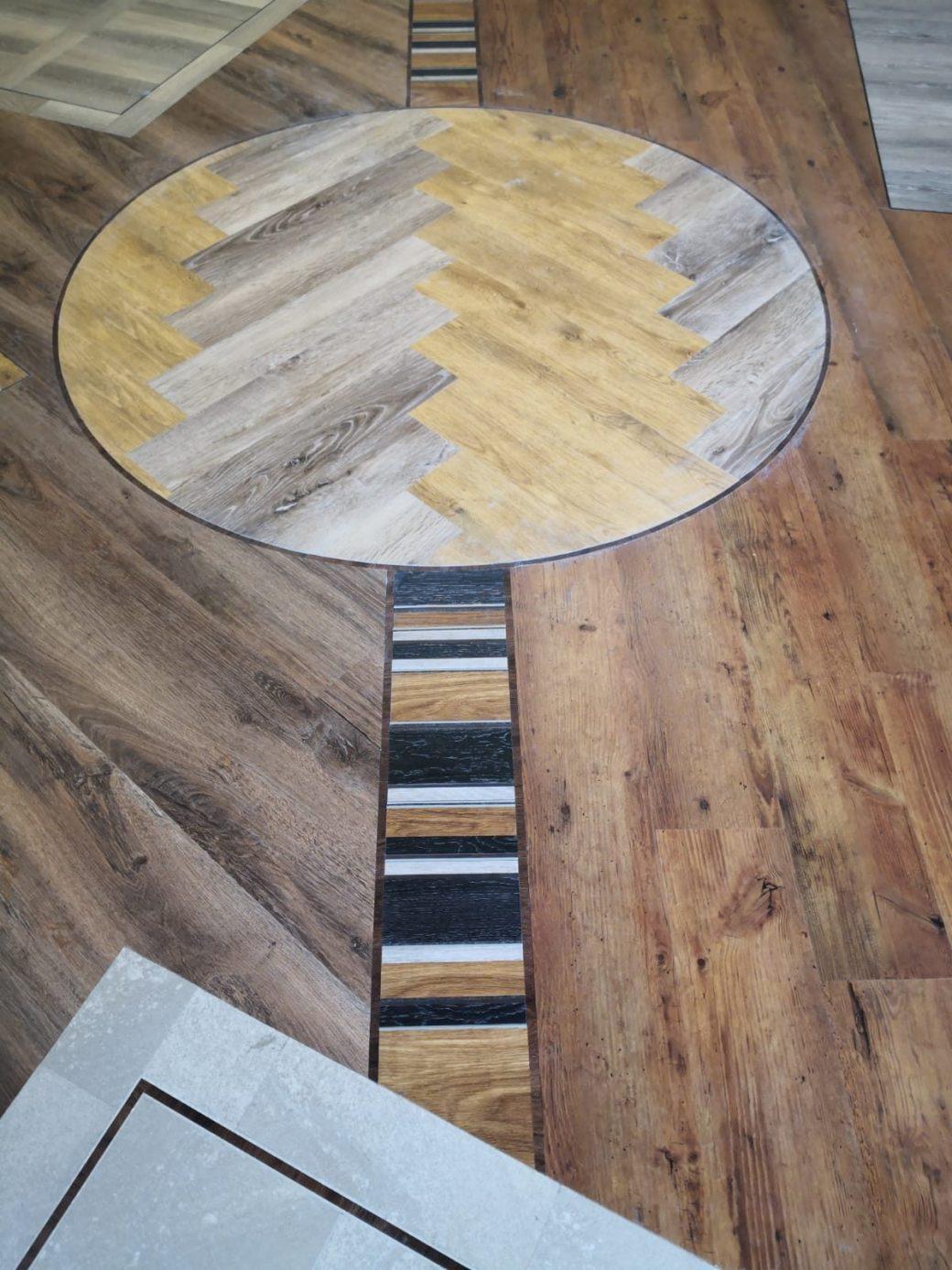 Main floor in Design Studio